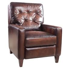 Brown Leather Recliner Recliners Joss U0026 Main