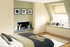 Ascot White Wardrobes  Cream Bedroom Furniture From Sharps - Fitted bedroom furniture