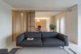120 sqm modern apartment floor plan renovation to create better