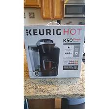 Amazon Keurig K50B Single Serve Coffeemaker Kitchen & Dining