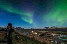 iceland springs and northern lights northern lights escape intrepid travel us