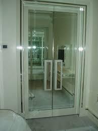 glass mirror wardrobe doors mirrored wardrobe doors and handles glass u0026 glazing solutions