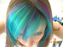 Pretty Colors To Dye Your Hair Directions Mixing And Multicolouring How To Make A Coloring