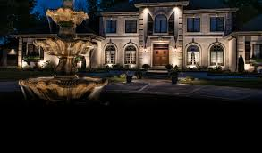 landscape lighting design des moines iowa