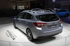 hatchback subaru 2017 you can relax a manual 2017 subaru impreza was just confirmed