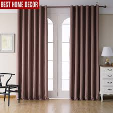 Curtain Panels Online Get Cheap Brown Curtain Panels Aliexpress Com Alibaba Group