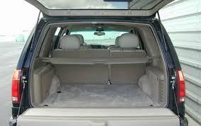 2000 cadillac escalade interior 2000 cadillac escalade base market value what s my car worth