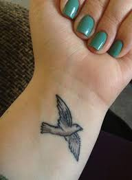 22 best bird wrist tattoo images on pinterest beautiful