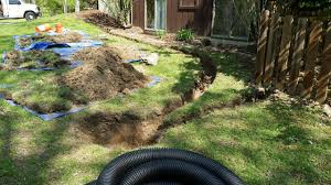 water leak specialist inc yard drains