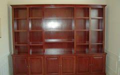 tv cabinet and bookcase cabinet ideas