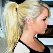 ponytail with extensions how to high ponytail using clip in hair extensions amoy pitters