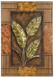 wooden leaves wall wall ideas design brown wooden palm leaf wall framed
