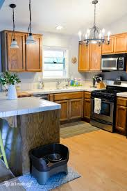 how to paint wood grain cabinets tips for prepping cabinets for paint hey let s make stuff
