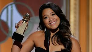 gina rodriguez emotional speech for best tv actress at golden