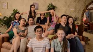 the family comedy sbs on demand