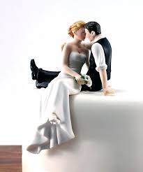 wedding cake toppers bride and groom uk football 11594