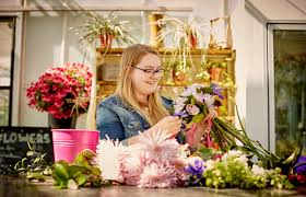 arranging floristry newton rigg college