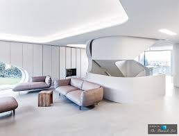 contemporary home decorations decorating wonderful futuristic home ideas for inspiring your