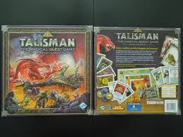 talisman a board game a day