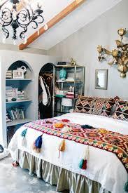 Schlafzimmer Farben Bilder Schlafzimmer Deko Ideen Für Die Gestaltung U0026 Farben Im Boho Style