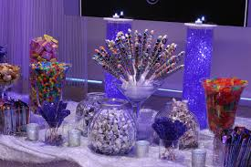 centerpieces with candy candy bars balloon artistry