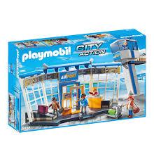 Ebay Playmobil Esszimmer Playmobil City Action City Flughafen Mit Tower 5338 Galeria Kaufhof