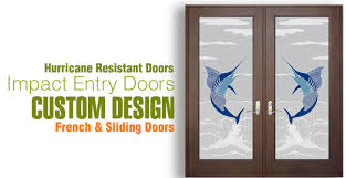 Hurricane Exterior Doors Eco Window System Impact Resistant Windows And Doors Manufacture
