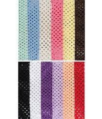 baby crochet headbands buy judanzy 15 baby crochet headbands 12 online best