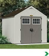 Backyard Storage House Sheds Outdoor Storage U0026 Accessories At Menards