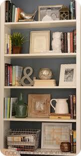 clever ideas decorative book shelves simple decoration staging