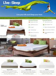 Lucid 3 In Twin Xl Amazon Com Live And Sleep Resort Elite Twin Xl Size 10 Inch Firm