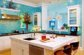 uncategorized kitchen with blue wall color paint and white kitchen