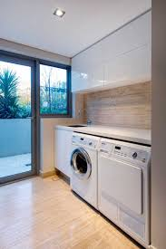 Laundry Room Storage Ideas by This Laundry Room Has Access To The Outdoors And Includes As Much