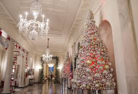 Holiday Decorations The Obamas U0027 Final White House Holiday Decorations Revealed Curbed