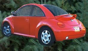 amazon com volkswagen beetle coupe rear spoiler 1998 1999 2000
