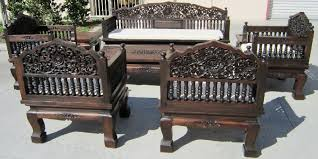 Old Wooden Sofa Set Designs SofamoeInfo - Teak wood sofa set designs