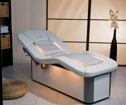 spa beds electric multi treatment spa massage bed by evavo in india by