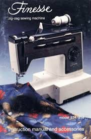 finesse sewing machine all about sewing tools