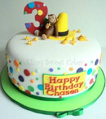 curious george cake topper curious george cumpleaños curious george