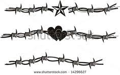 Barbed Wire Tattoos Designs Pictures Panting Barbed Wire Designs Inked Out