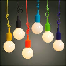 multi colored hanging lights colorful pendant lights glass cylinder light multi colored mini