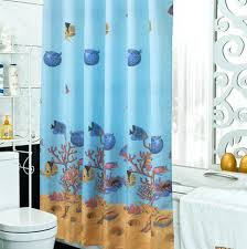 tropical fish shower curtain underwater world tropical fish shower curtain for bathroom polyester sea life tropical