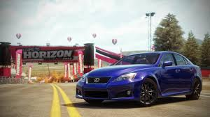 lexus cars 2009 forza horizon cars