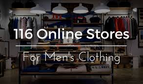 clothing stores the ultimate guide to men s clothing stores 116 of the best