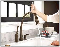 Delta Touch Faucet Price Delta Touch Faucet Red Light Home Design Ideas