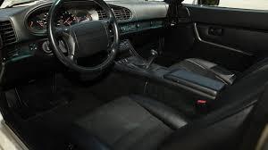 porsche 944 silver 1988 porsche 944 turbo s f232 anaheim 2012