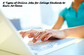 online resume builder for students online writing jobs the best writing jobs online in online cv types of online jobs for college students to earn money