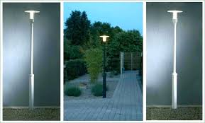 Patio Post Lights Solar Pole Lights Outdoor The Magical Solar Light Idea Your