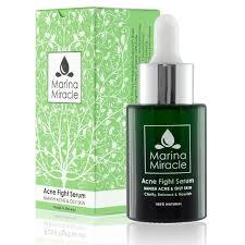 Serum Acne acne fight serum marina miracle