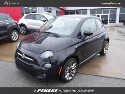 fiat 500 hatchback 2017 new fiat 500 pop hatch at landers serving little rock benton
